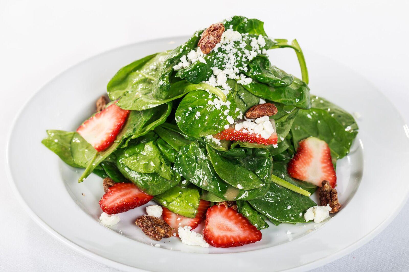 spin-salad